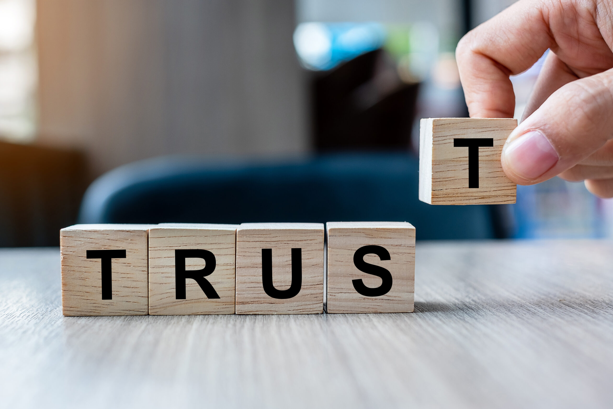 Building Trust in a Post-Pandemic World